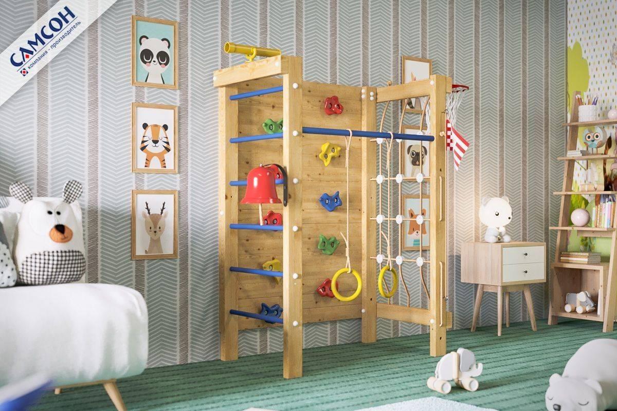 Деревянная шведская стенка: как выбрать стенку с турником, брусьями и перекладинами для дома? особенности белой шведской стенки из дерева в квартиру. чем лучше металлической?