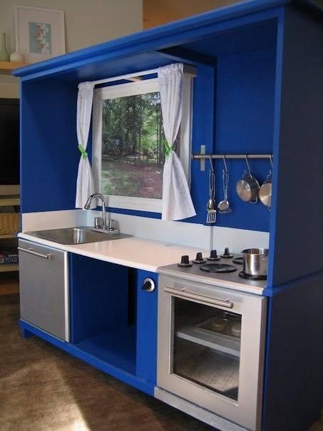 Как сделать кухню своими руками: 50 фото актуальность самодельной мебели