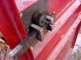 Как сделать запоры на гаражные ворота - всё о воротах и заборе