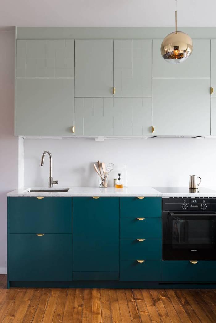 Как и чем можно обновить кухонный гарнитур