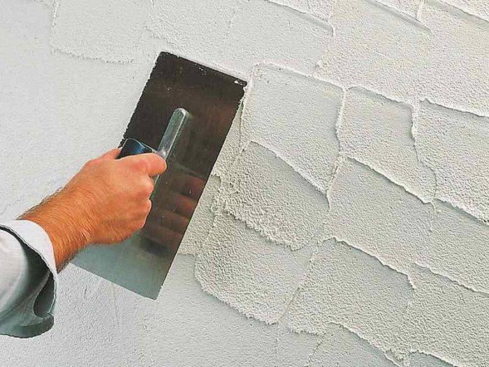 Рецепты приготовления основных видов растворов для штукатурки стен