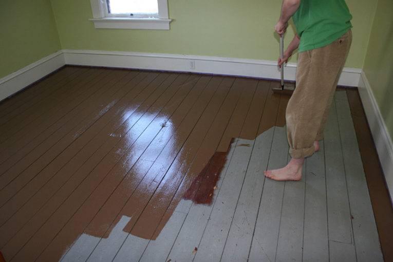 Краска для бетонного пола: эпоксидная, по бетону, износостойкая для наружных работ, на водной основе, половая в гараже, акриловая, полиуретановая