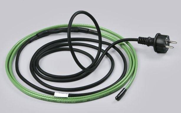 Делаем саморегулирующий греющий кабель для водопровода своими руками