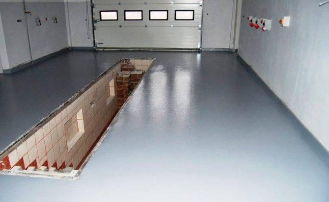 Обеспыливание бетонного пола и выбор сопутствующих материалов