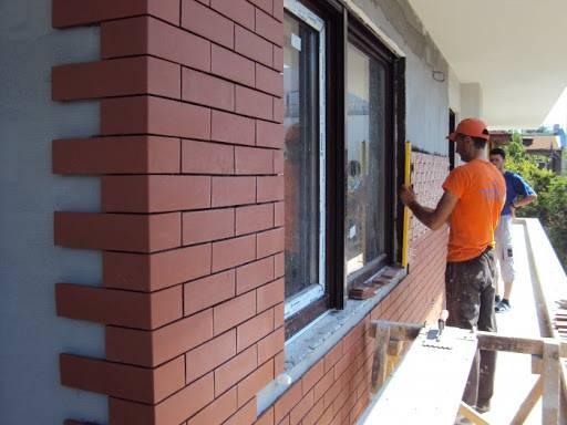 Использование фасадной клинкерной плитки для облицовки внешних стен дома