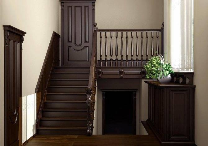 Дизайн прихожей с лестницей в частном доме – выбор отделочных материалов и способа оформления пространства