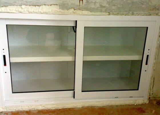 Хрущевский холодильник. как сделать холодильник под окном