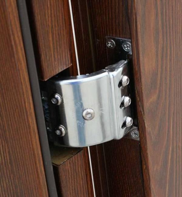 Как выбрать входную металлическую дверь в квартиру или дом?