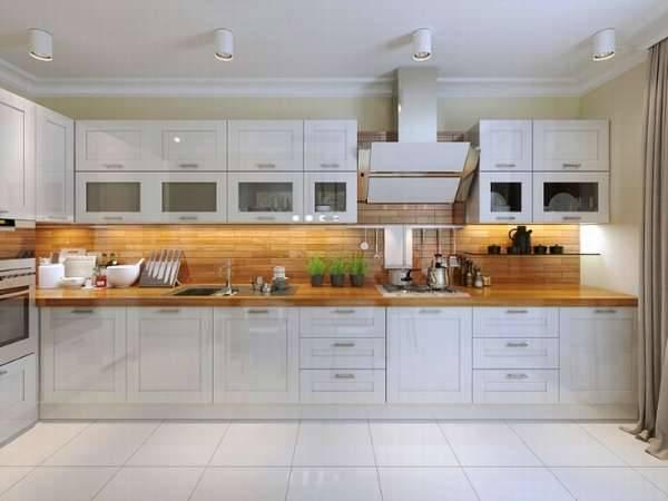 Как установить вытяжку на кухне?