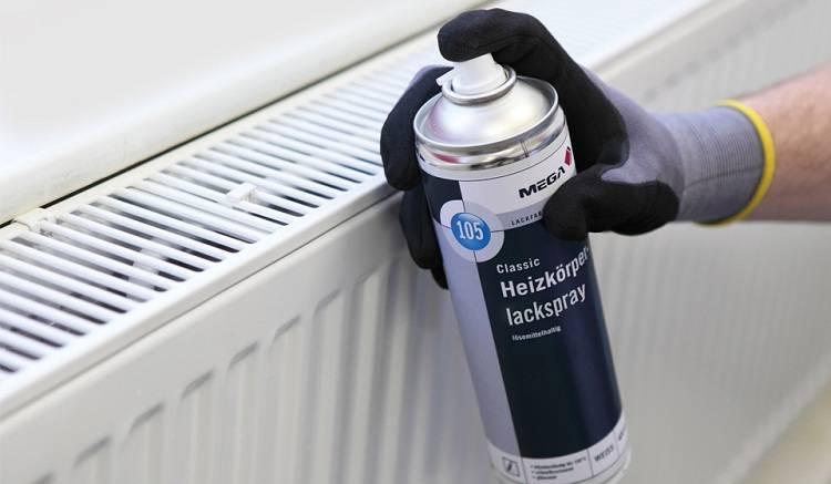 Краска для радиаторов и батарей отопления: как покрасить без запаха   инженер подскажет как сделать
