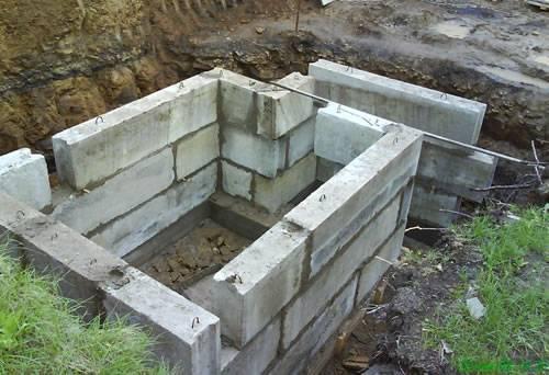Пошаговое строительство погреба своими руками