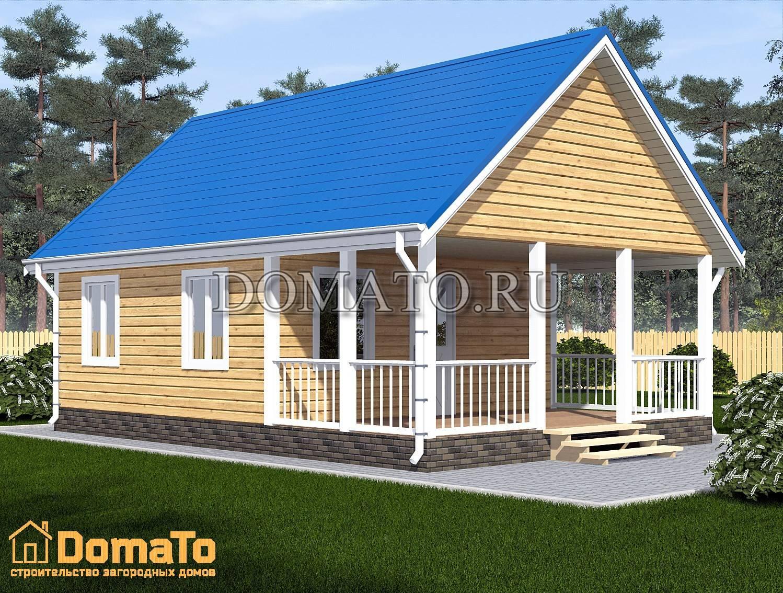Дома с односкатной крышей: плюсы и минусы, особенности проектирования, материалы, проекты