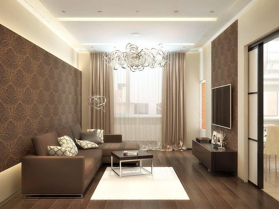 Спальня в коричневых тонах (67 фото): дизайн интерьера в шоколадном и молочно-шоколадном цвете
