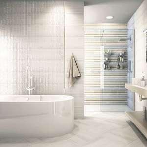 Плитка под дерево в ванной: варианты дизайна, разница между кафелем и керамогранитом, способы укладки