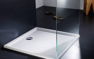 Поддоны для душевой кабины в ванную комнату: из искусственного камня, стальной, керамический, усиленный, какой лучше выбрать экран