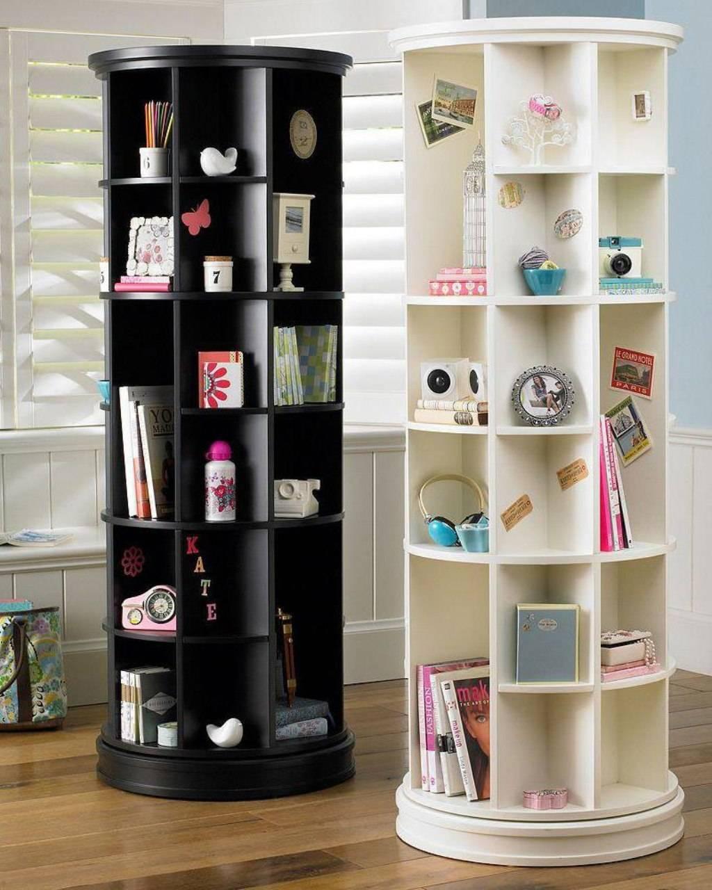 Стеллаж деревянный: современные конструкции хранилища для книг (115 фото)