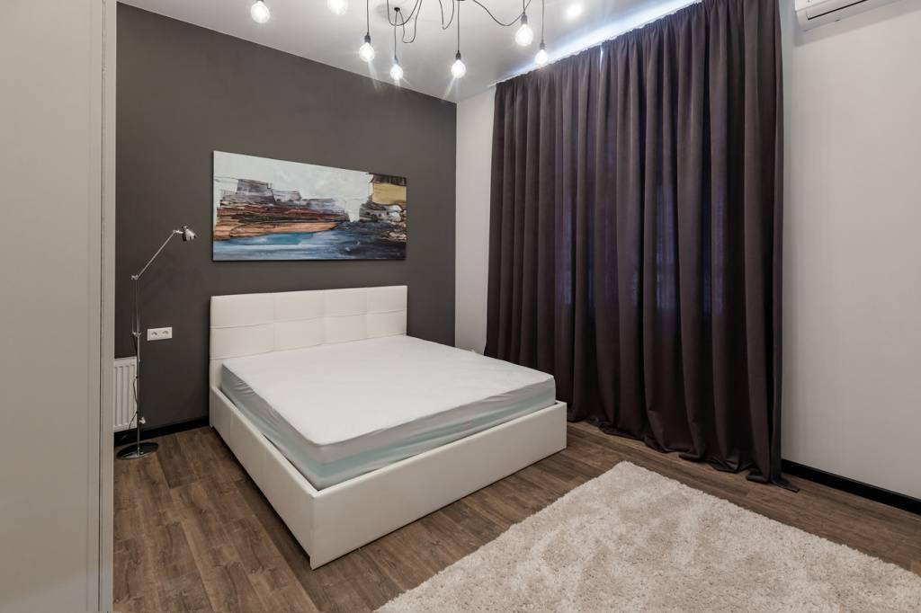Спальня в стиле лофт: примеры дизайна, 70+ фото – rehouz