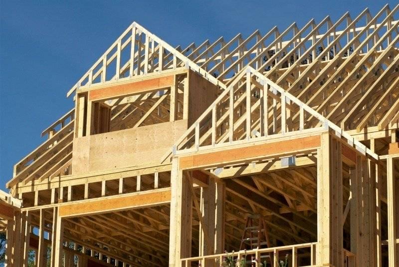 Как построить теплый энергоэффективный каркасный дом