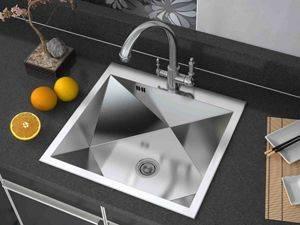 Как врезать мойку в столешницу кухни: правильный процесс установки своими руками