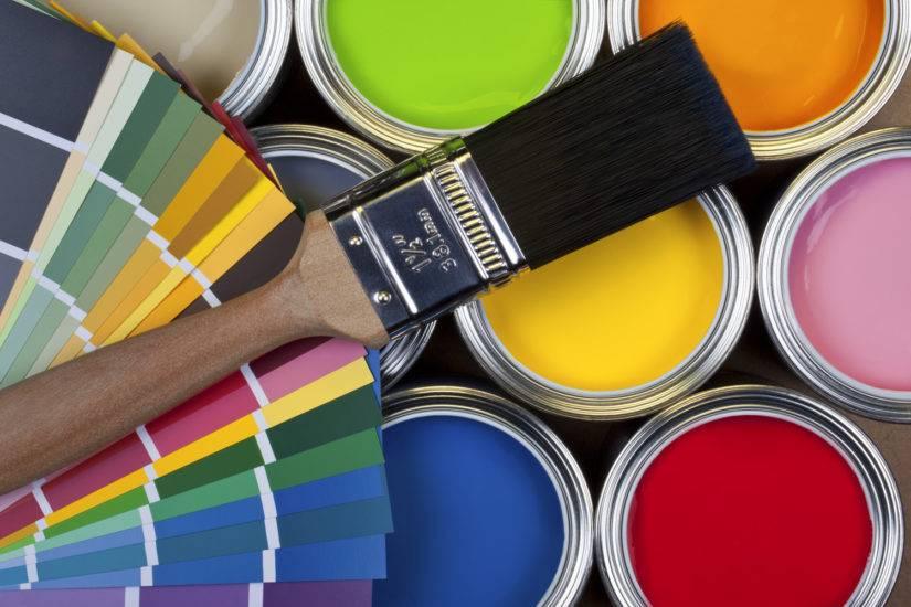 Особенности выбора валика для покраски потолка
