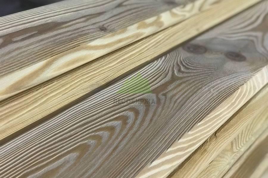 Браширование древесины своими руками — подробное руководство