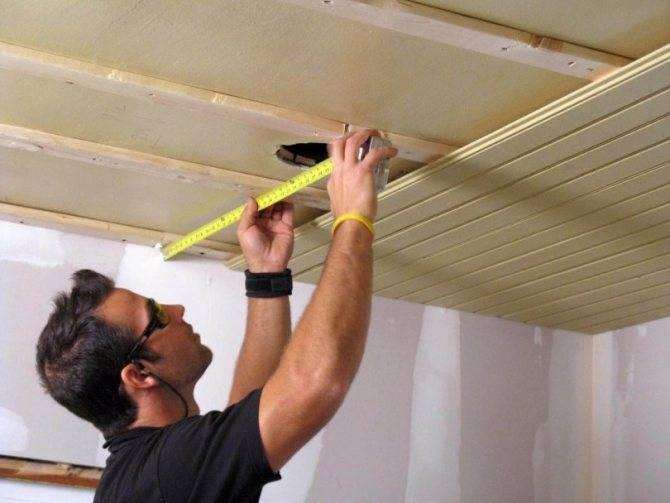 Как сделать потолок - 7 лучших вариантов + пошаговые инструкции!