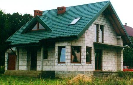 Как построить одноэтажный дом из пеноблоков, сколько стоит строительство коттеджа своими руками: инструкция, фото и видео-уроки