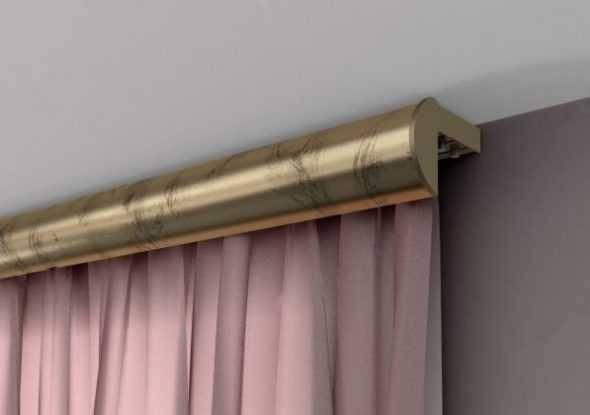 Как крепят натяжной потолок к гипсокартону?