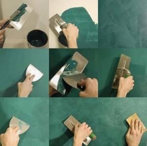 [инструкция] декоративная штукатурка своими руками | видео