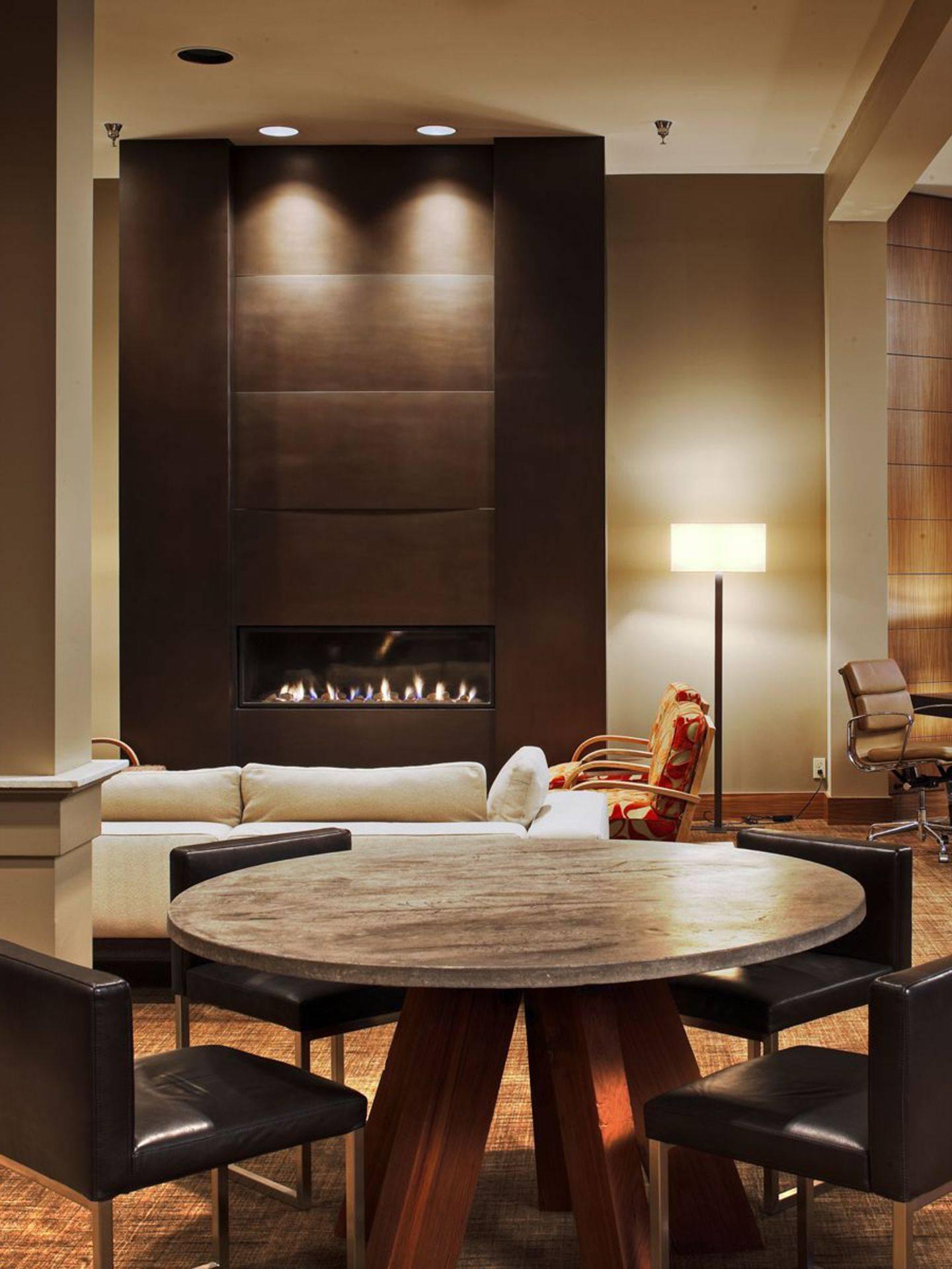 Шоколадные шторы: 50 воплощений в интерьере - арт интерьер
