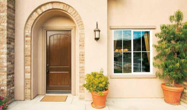 Как правильно выбрать входные металлические двери?