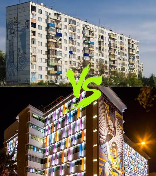 Красивая подсветка фасадов - особенности размещения и основы светового дизайна фасада (110 фото)