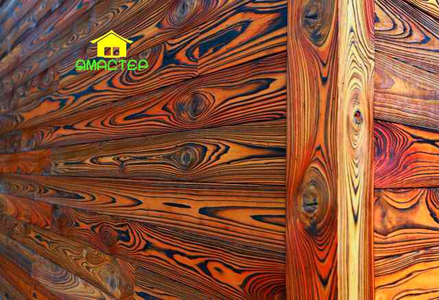 Что такое браширование древесины - самстрой - строительство, дизайн, архитектура.