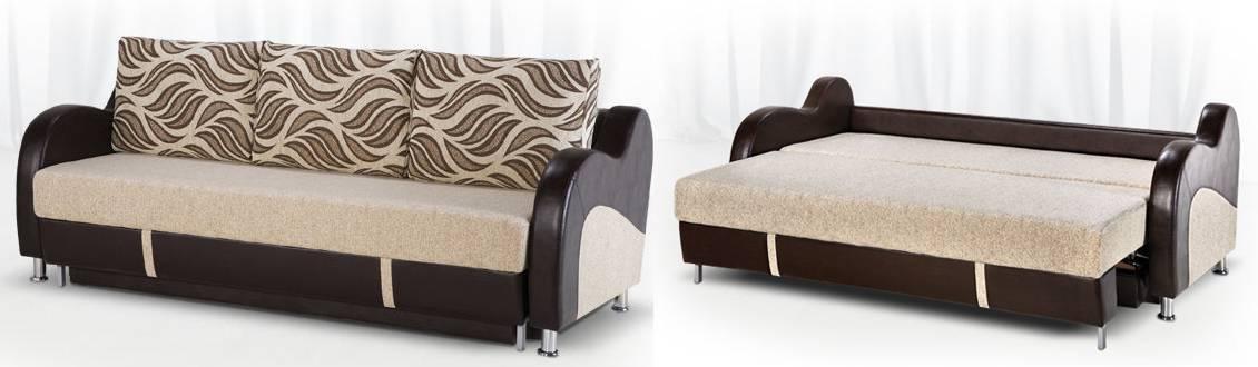 Диван для ежедневного сна, гостей или отдыха: выбираем механизм трансформации дивана