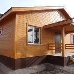 Что лучше: имитация бруса или блок хаус?