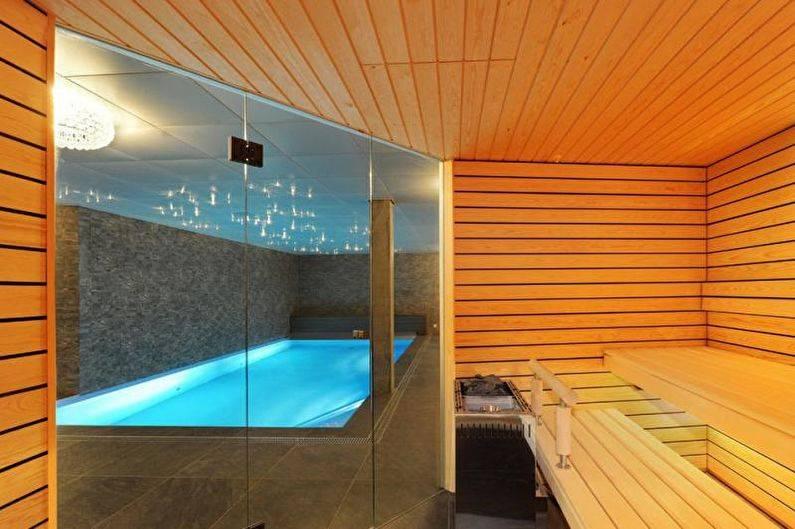 Мебель для бань и саун — обустраиваем комнату отдыха со вкусом