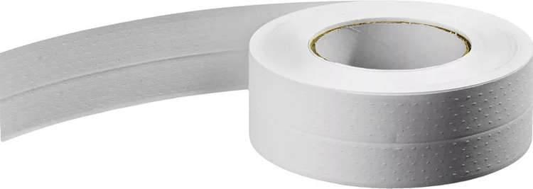Армирующая лента для гипсокартона: как использовать, технология монтажа