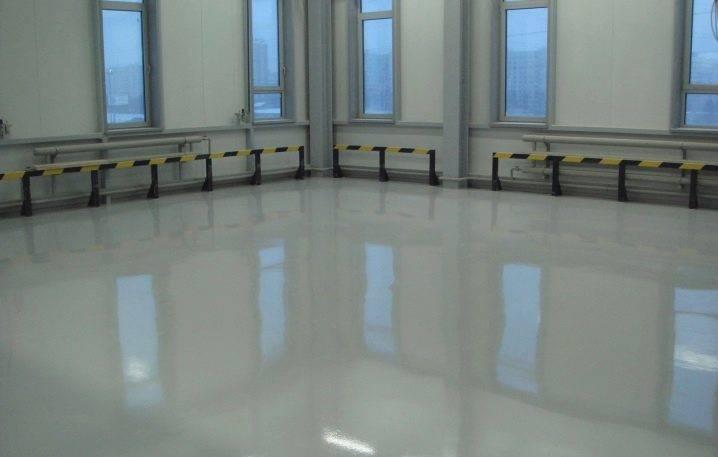 Выбираем эмаль для бетонных полов: полиуретановая, эпоксидная и водно-эпоксидная брендов «престиж», «новбытхим» и других