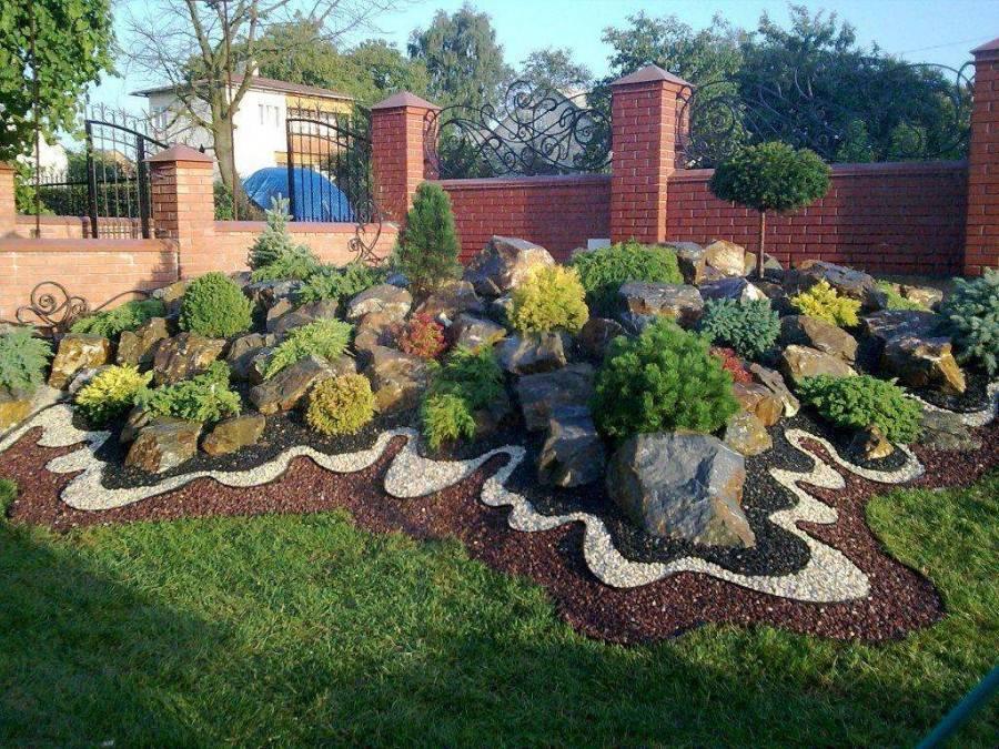 Ландшафтный дизайн дачного участка (204 фото): оформление садового и приусадебного ландшафта на даче, красивые идеи украшения своими руками