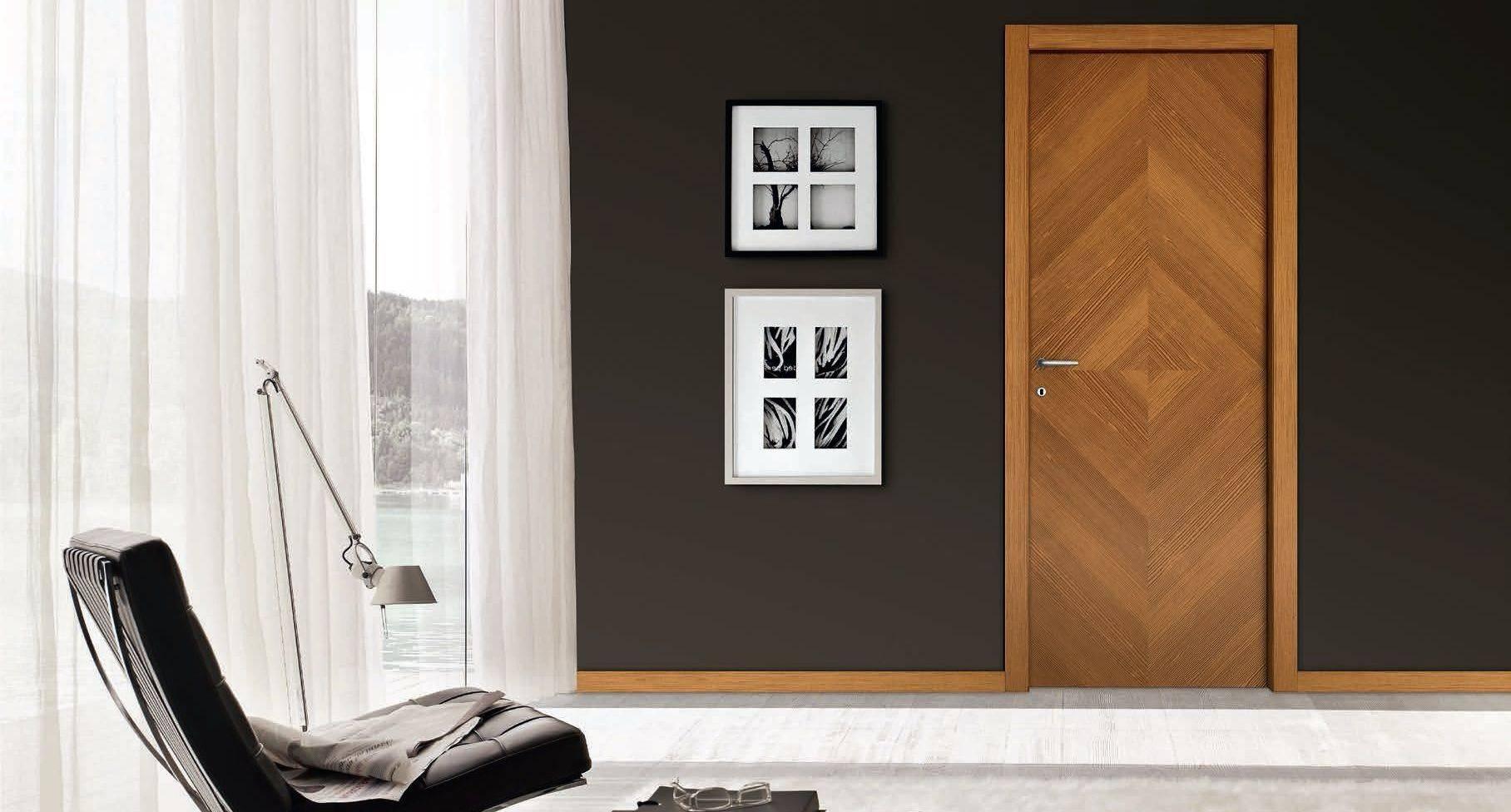 Что необходимо учитывать при выборе ламинированных межкомнатных дверей?