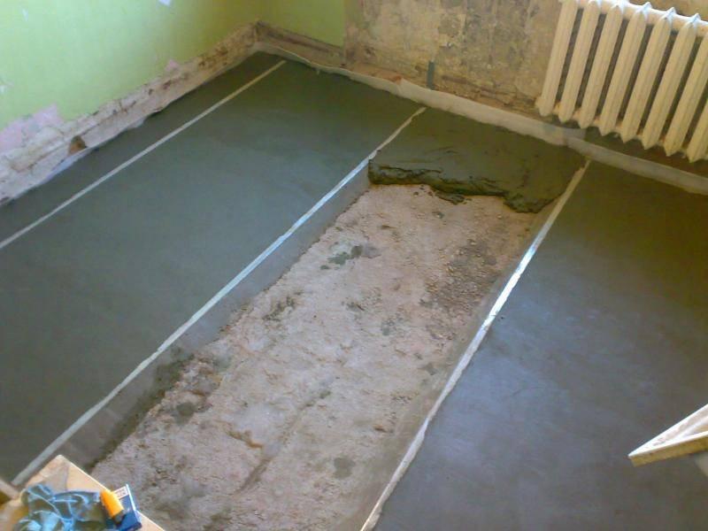 Начальные этапы ремонта квартиры с черновой отделкой, советы и правила