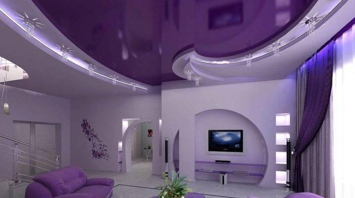 Как правильно сделать подвесной потолок?