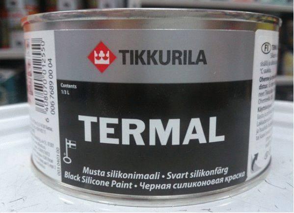 Термостойкая краска по металлу и сфера ее применения: это необходимо знать