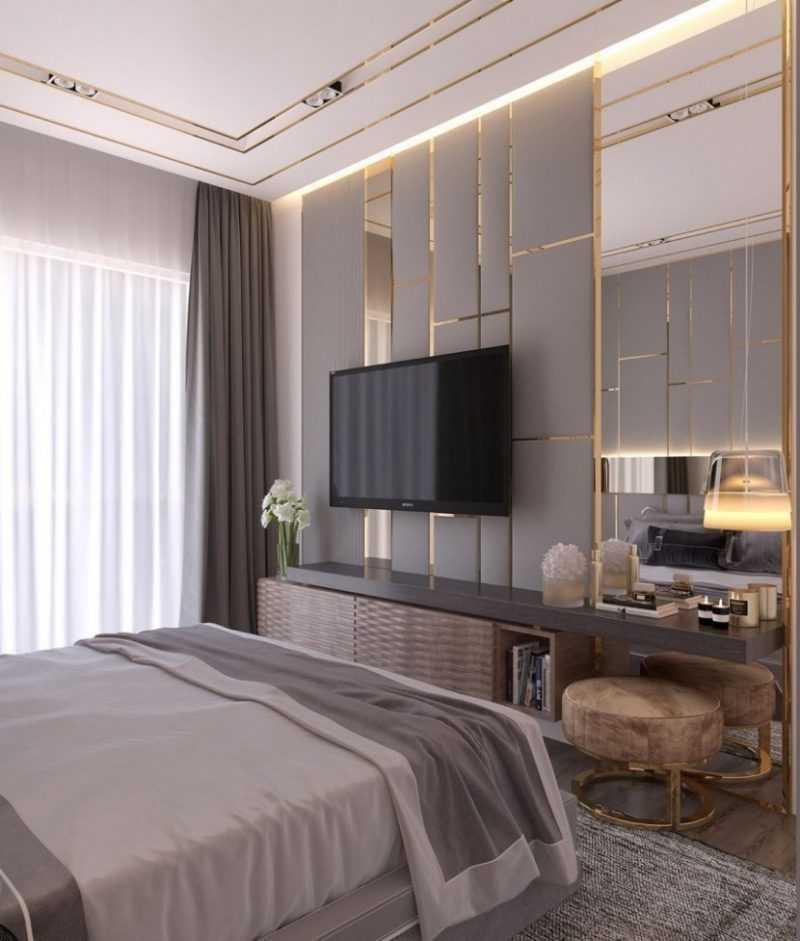 Дизайн комнаты 3 на 3: как сделать спальню удобной и стильной