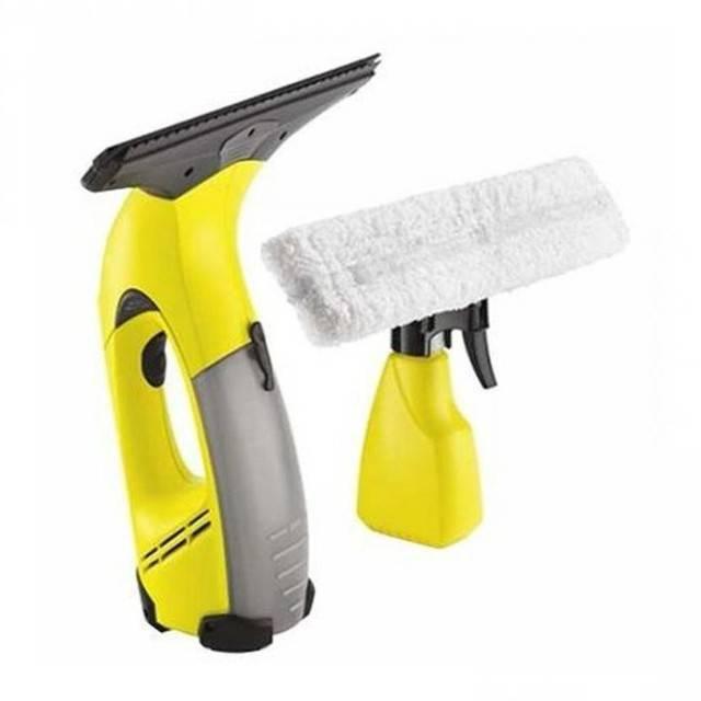 Приборы и устройства для мытья окон: от магнитной щетки до роботов