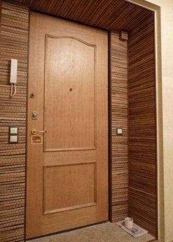 Как задекорировать дверной проем без двери – фото