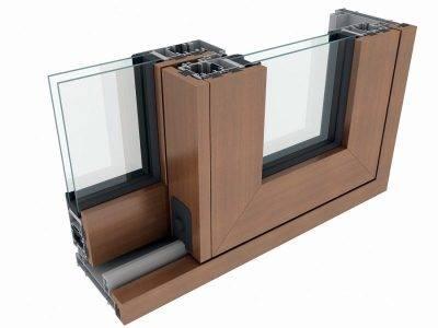 Алюминиевые входные двери: виды и конструктивные особенности