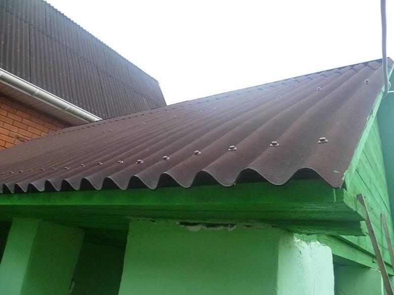 Крыша из ондулина: отзывы владельцев