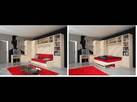 Кровать-трансформер для малогабаритной квартиры: виды конструкций и цены