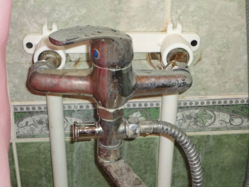 Известковый налет в ванной как и чем лучше очистить